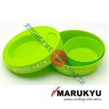 <b>Набор мисочек для</b> смешивания приманок Marukyu, 3 шт ...
