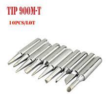 <b>Lead free Soldering Iron Tip</b> 900M serise sting For Hakko 936 ...