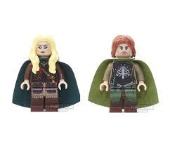 Lego Lord Of The Rings Designs New Lotr Custom Design Minifigures Faramir Eowyn Www