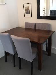 gallery of wooden table gumtree