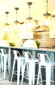 light pendant kitchen breakfast bar lights for contemporary