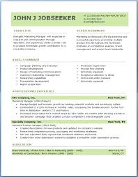 Top 10 Resume Templates Best Correct Resume Format Awesome Elegant Top 28 Resumes Tonyworldnet