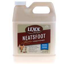 lexol neatsfoot leather conditioner 1 liter loading image
