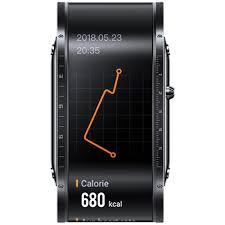 ZTE nubia Watch Black buy smartwatch ...