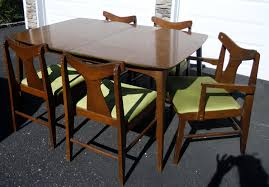 sale  off vintage mid century modern dining set danish