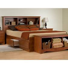 platform bed with headboard storage. Simple Headboard Dang It Was Hard To Find A Platform Bed With Storage AND Bookcase  Headboard IN Cherry But I Found It Winner Winner Chicken Dinner For Platform Bed With Headboard Storage