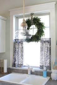 ss grill design for balcony elegant kitchen window with christmas