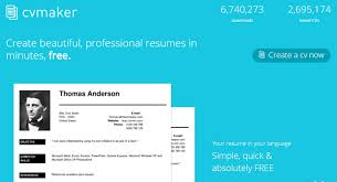 best resume builder websites to build a perfect resume   geeks    cv maker online resume builder
