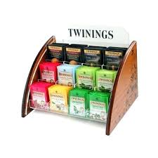 Tea Bag Display Stand Gorgeous Tea Display Rack Tea Cup Display Rack High Quality Tree Shape Wood