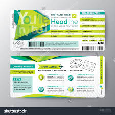 doc make your own concert tickets concert tickets design and abstract polygon design boarding pass event vector brochure make your own concert tickets