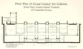 Grand Central Terminal Tracks To Art U2013 Economics CourageousGrand Central Terminal Floor Plan