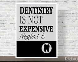 quote dental office decor art print gift for dentist dental quote wall art inspirational dentist gift on dental practice wall art with dental office decor etsy