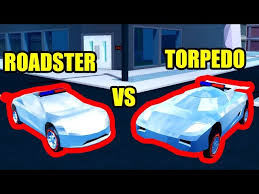 So how do the stats compare? Can The Roadster Beat The Torpedo Roblox Jailbreak Golectures Online Lectures