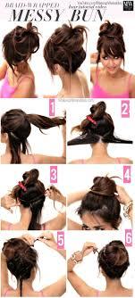Hair Style Pinterest best 25 medium hair tutorials ideas hair styles 4408 by wearticles.com