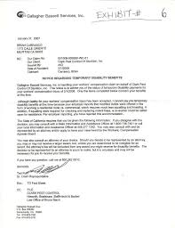 Claim Letter Refusal Denial Rejection Letters Template Security
