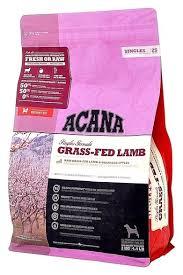 Купить Сухой <b>корм для собак Acana</b> Singles ягненок 2 кг по ...