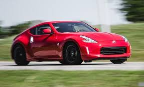 nissan z coupe test review car and driver 2016 nissan 370z