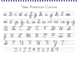 Free Cursive Alphabet Worksheets - Androidcellstores
