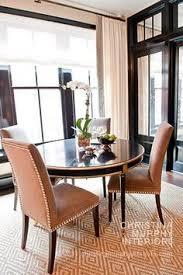 portfolio soho retreat christina murphy interiors dining nookdining room