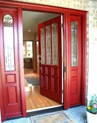 glass front door privacy ideas clear glass front door privacy sidelight ideas decorating styles for bedrooms