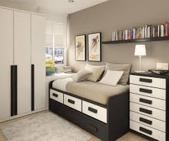 modern teen bedroom furniture. BedroomsSharp Decoration For Retro Teenage Bedroom Design And Style Ideas With Black Color Modern Bed Minimalist Under Drawer Featuring Wall Teen Furniture D