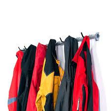 Yellow Coat Rack Shop Monkey Bar 100Hook Mounted Coat Rack at Lowes 88