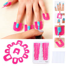 application form reviews online shopping application form 2 x 26pcs pack nail protector nail polish tips form pro uv gel forms women uv gel tips plastic nail gel forms nail art 84224