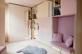 140 Sq Meter House Design This Teensy 140 Square Foot London House Is A Pastel Dream