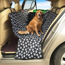 dog car seat cover rear seat