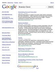 Gallery Of Google Resume Template Free Resume Builder Google Docs