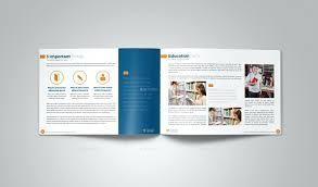 University Brochure Template Attractive College Prospectus Template Crest Documentation 23