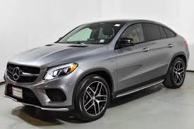 It retains all the space and usability of. Certified Pre Owned 2016 Mercedes Benz Gle 450 4matic Coupe Suv Palladium Silver Metallic 19 816a