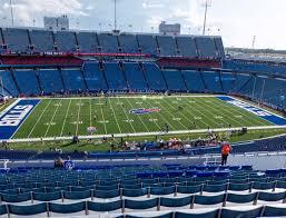 New Era Field Buffalo Seating Chart New Era Field Section 313 Seat Views Seatgeek
