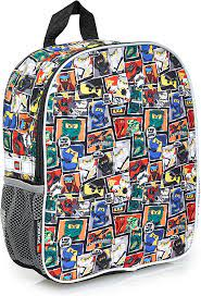 Lego Ninjago Children's Backpack for Boys | Junior Backpack for Children | School  Bag for Children | Ninja Pressure Medium Backpack : Amazon.de: Luggage