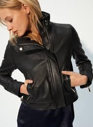 jagger leather moto aritzia