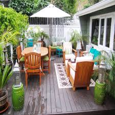 Outdoor Living Room Furniture For Your Patio Small Patio Furniture Patio Exterior Designs Furniture With Retro