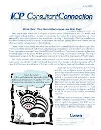 ICP - ICP: Newsletters