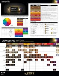 Joico Lumishine Shade Chart In 2019 Joico Hair Color