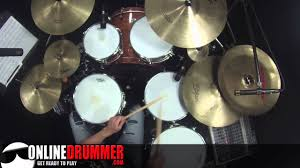 Chart Topping Drum Fills Pdf How To Play In The Air Tonight By Phil Collins