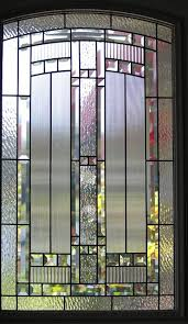 stained glass door glass front door