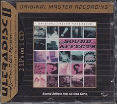 The <b>Jam</b> - <b>All Mod</b> Cons & Sound Affects (1996, CD)   Discogs