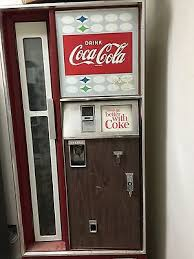 Antique Vending Machines Awesome Vintage Soda Machines Collection On EBay