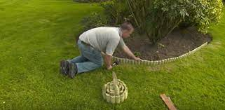 how to fix log roll edging ideas and