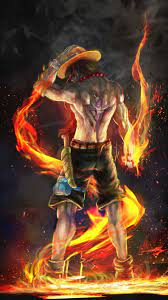 One Piece Fire Wallpapers - Top Free ...