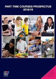 Cleveland College Of Art And Design Short Courses Part Time Course Prospectus 2018 19 By Guernsey College Of