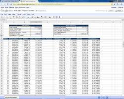 Mortgage Amortization Spreadsheet Amortization Car Cityesporaco 11