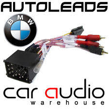 how to replace your z radio bmw z3 1996 onwards car stereo amplified amp bypass wiring harness