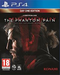 Metal Gear Solid Phantom Pain Ps4 Mediamarkt