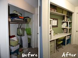 closet into office. Marlene Pratt Closet Into Office -
