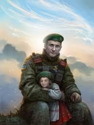 """""""Дыхание войны"""": В Виннице открылась выставка картин, написанных на линии фронта - Цензор.НЕТ 5489"""